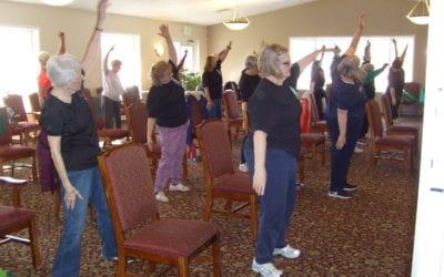 Senior Fit Exercise